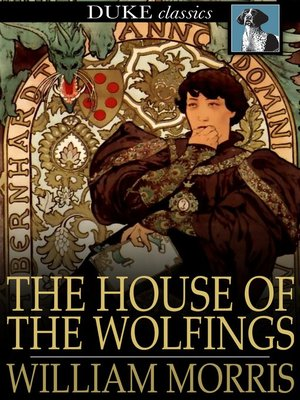 cover image of The House of the Wolfings