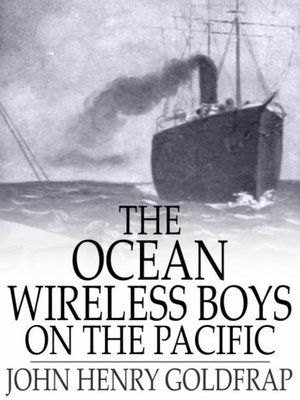 cover image of The Ocean Wireless Boys on the Pacific