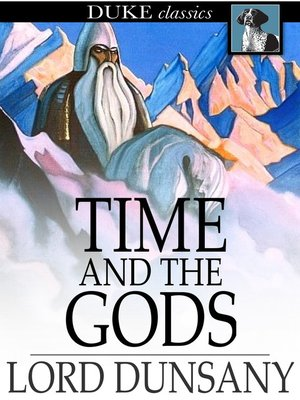 cover image of Time and the Gods