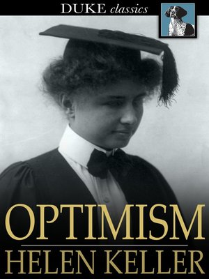cover image of Optimism