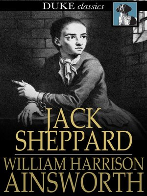 cover image of Jack Sheppard