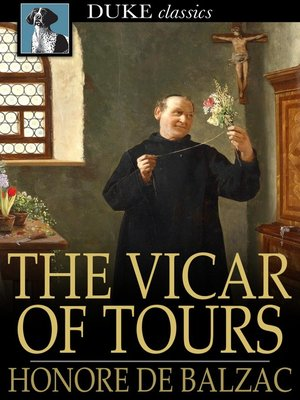 cover image of The Vicar of Tours