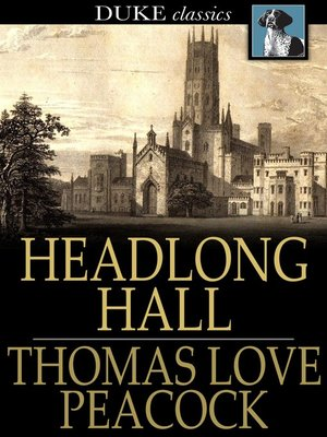 cover image of Headlong Hall
