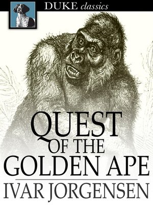 cover image of Quest of the Golden Ape
