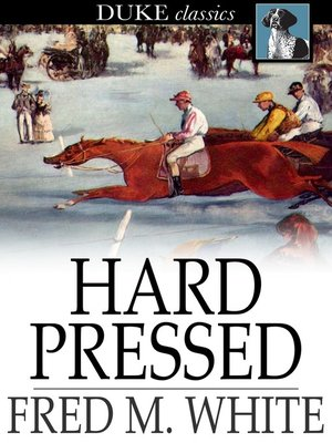 cover image of Hard Pressed