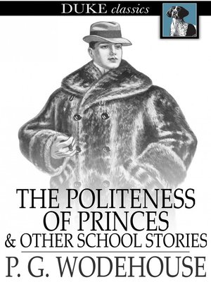 cover image of The Politeness of Princes