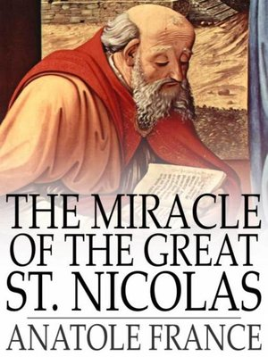 cover image of The Miracle of the Great St. Nicolas
