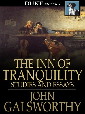 cover image of The Inn of Tranquility