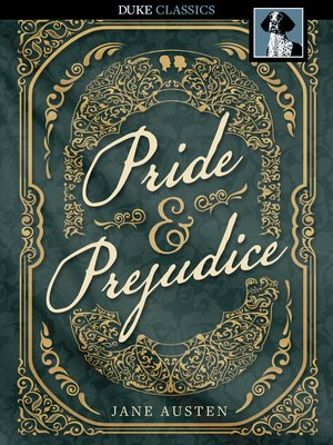 Duke classicspublisher overdrive rakuten overdrive ebooks pride and prejudice fandeluxe PDF