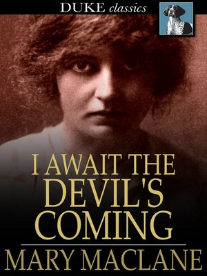 cover image of I Await the Devil's Coming