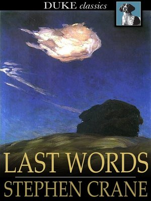 cover image of Last Words