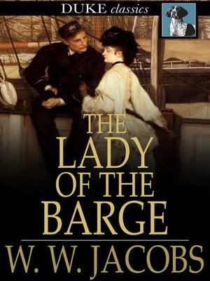 cover image of The Lady of the Barge