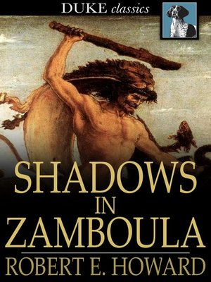 cover image of Shadows in Zamboula