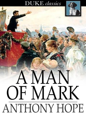 cover image of A Man of Mark