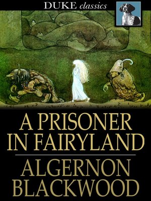 cover image of A Prisoner in Fairyland