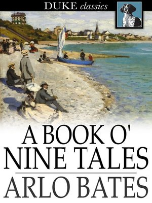 cover image of A Book o' Nine Tales