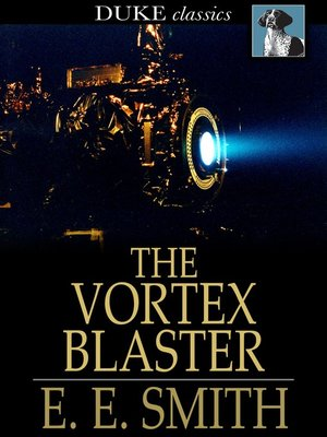 cover image of The Vortex Blaster