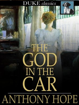 cover image of The God in the Car