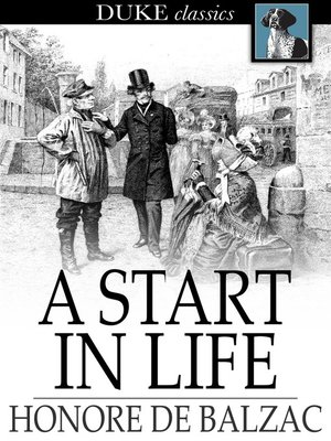 cover image of A Start in Life