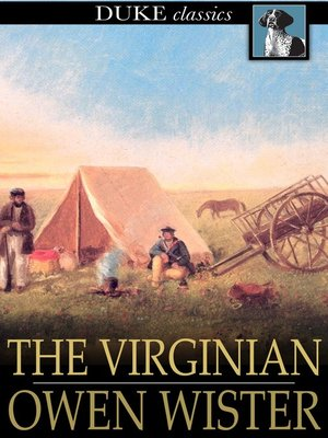 cover image of The Virginian