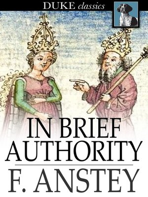 cover image of In Brief Authority
