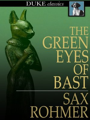 cover image of The Green Eyes of Bast