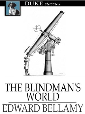 cover image of The Blindman's World