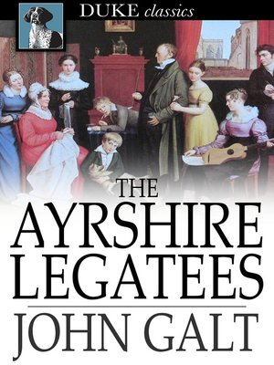 cover image of The Ayrshire Legatees
