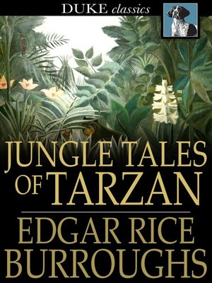 cover image of Jungle Tales of Tarzan