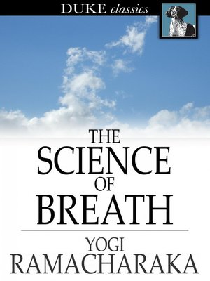 cover image of The Science of Breath
