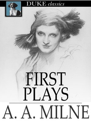 cover image of First Plays