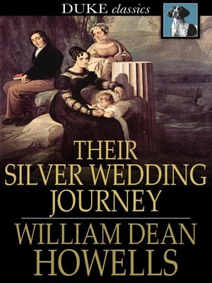 cover image of Their Silver Wedding Journey