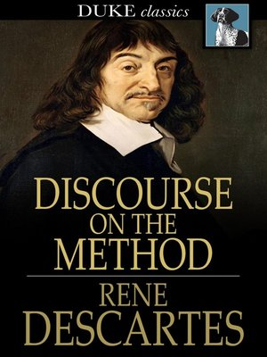 cover image of Discourse on the Method