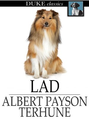 cover image of Lad: A Dog
