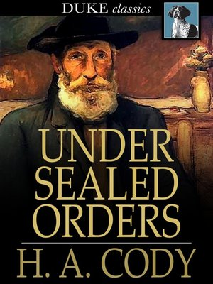 cover image of Under Sealed Orders