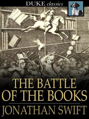 cover image of The Battle of the Books
