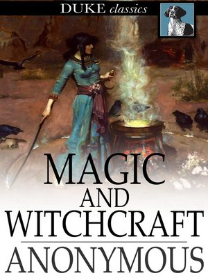 cover image of Magic and Witchcraft