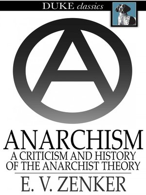 cover image of Anarchism