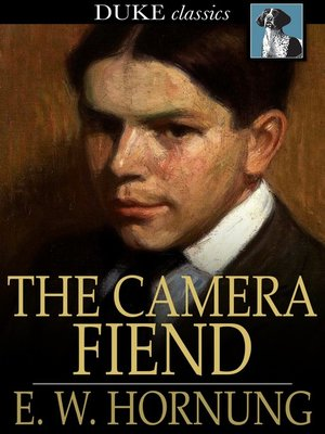 cover image of The Camera Fiend