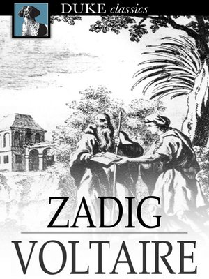 cover image of Zadig