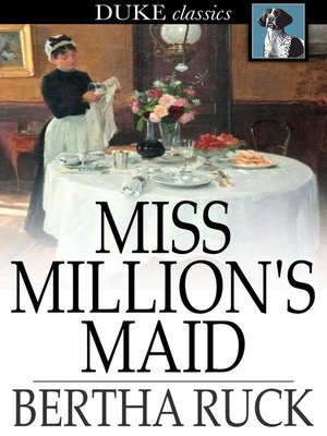 cover image of Miss Million's Maid
