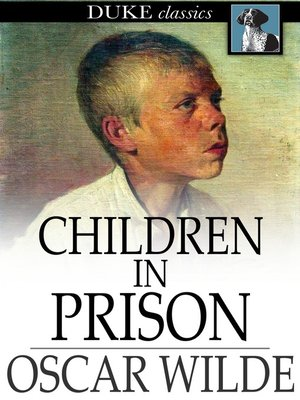 cover image of Children in Prison