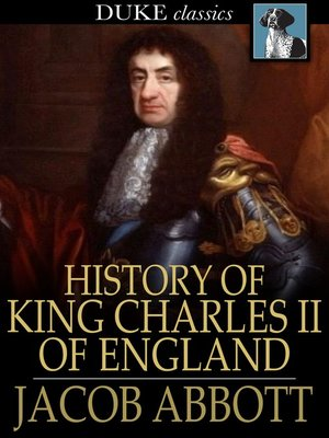 cover image of History of King Charles II of England