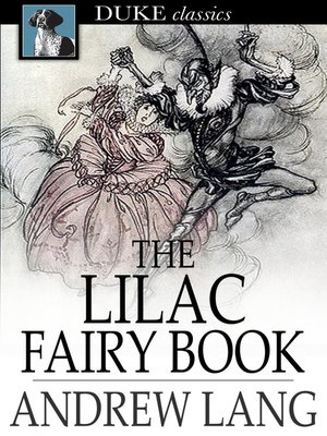 cover image of The Lilac Fairy Book