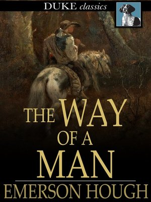cover image of The Way of a Man
