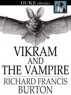 cover image of Vikram and the Vampire