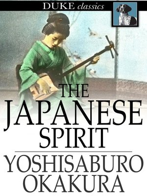 cover image of The Japanese Spirit