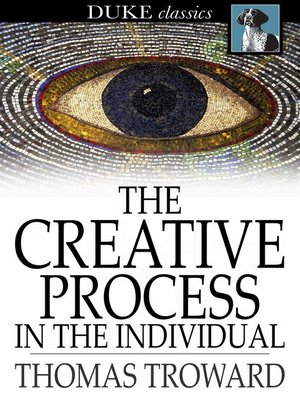 cover image of The Creative Process in the Individual