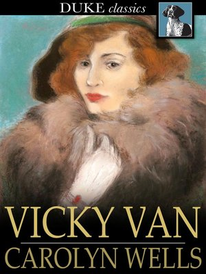 cover image of Vicky Van