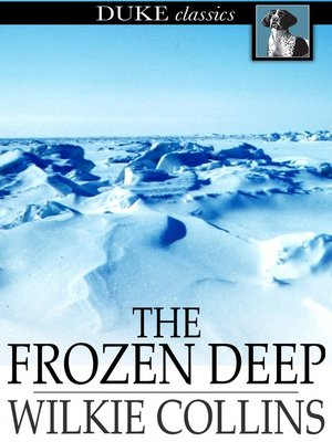 cover image of The Frozen Deep